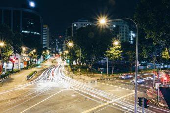 illuminzione pubblica